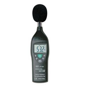 Medidor de sonido