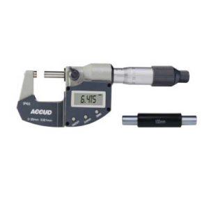 Micrómetro digital de exterior