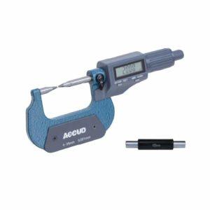 Micrómetro de punta digital