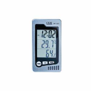 Medidor de temperatura y humedad