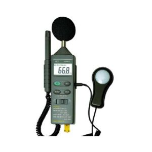 Medidor ambiental multifunción 4 en 1