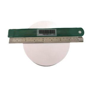 regla de metal 20 cm