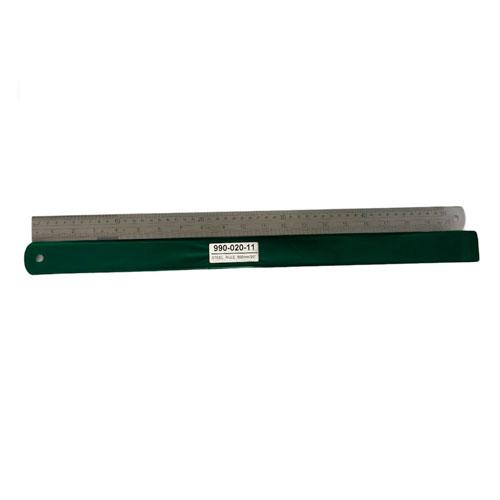 regla metalica de 100 cm