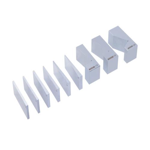 Set de placas angulares