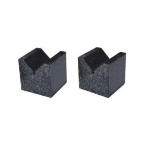Juego de bloques de granito en v
