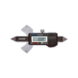 Calibrador digital para soldadura