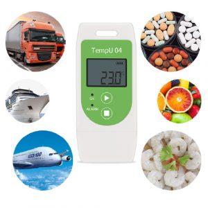 registrador de temperatura para vacunas